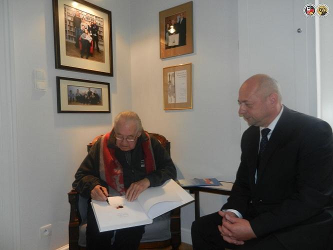 Interview mit Andrzej Wajda und Markus Jankowicz